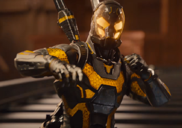 'Ant-Man', captura de pantalla