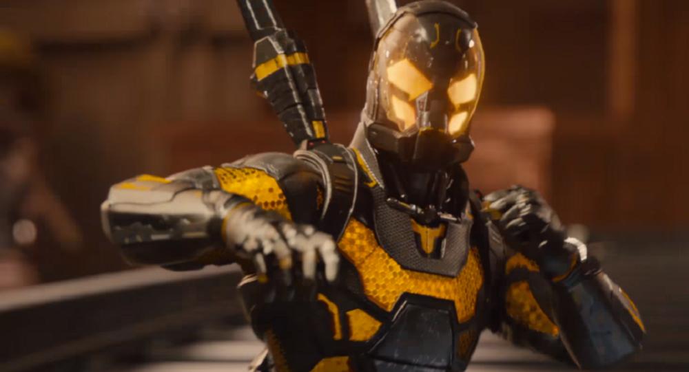 'Ant-Man', captura de pantalla