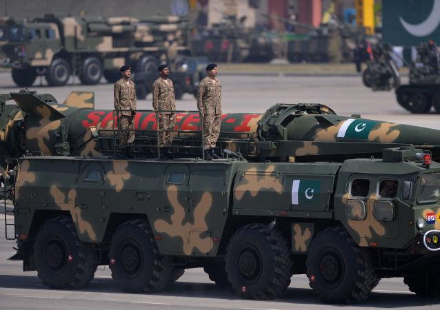 Misil balístico pakistaní Shaheen-I