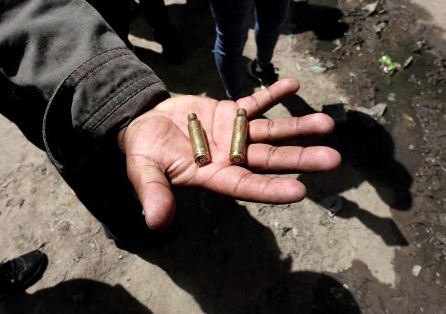 Protestas en Senkata, Bolivia