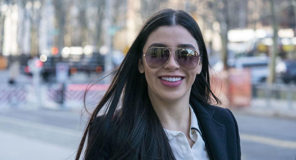 Emma Coronel Aispuro, esposa de Joaquín el 'Chapo' Guzmán