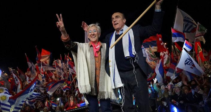 Graciela Villar y Daniel Martínez