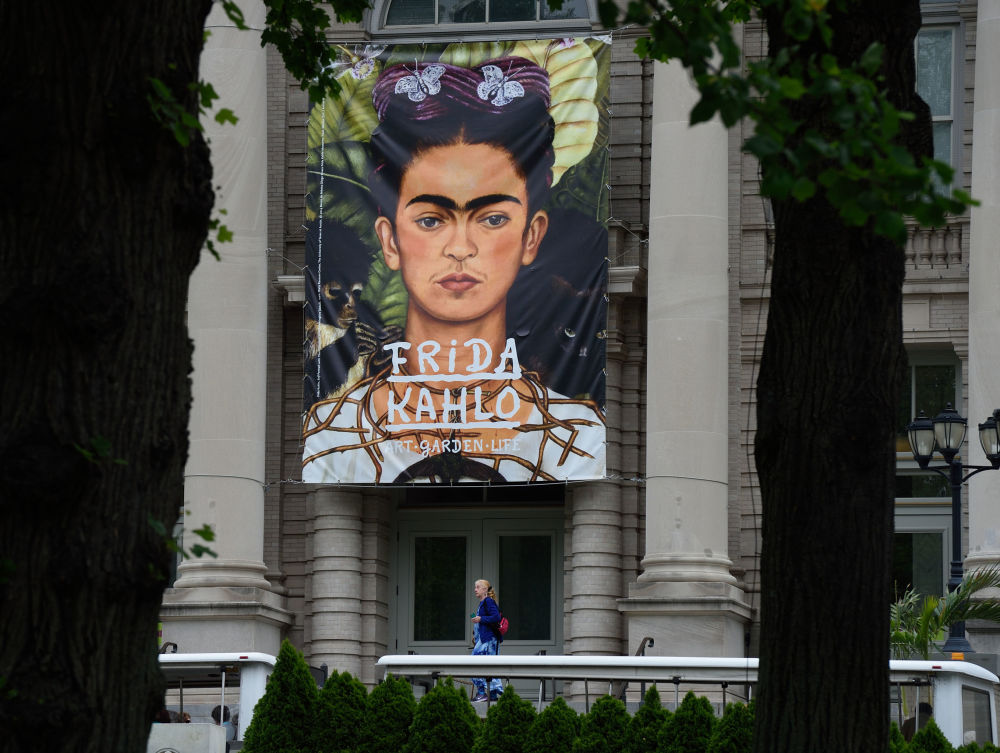 Frida Kahlo, la pintora latinoamericana más admirada en el mundo