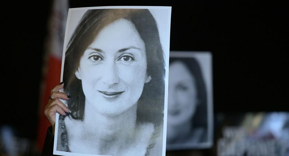 Un retrato de Daphne Caruana Galizia, la periodista maltesa asesinada