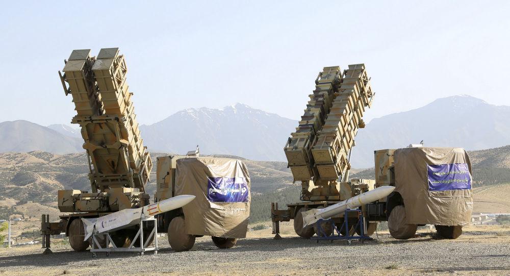 Sistema de defensa antiaérea iraní Khordad 15