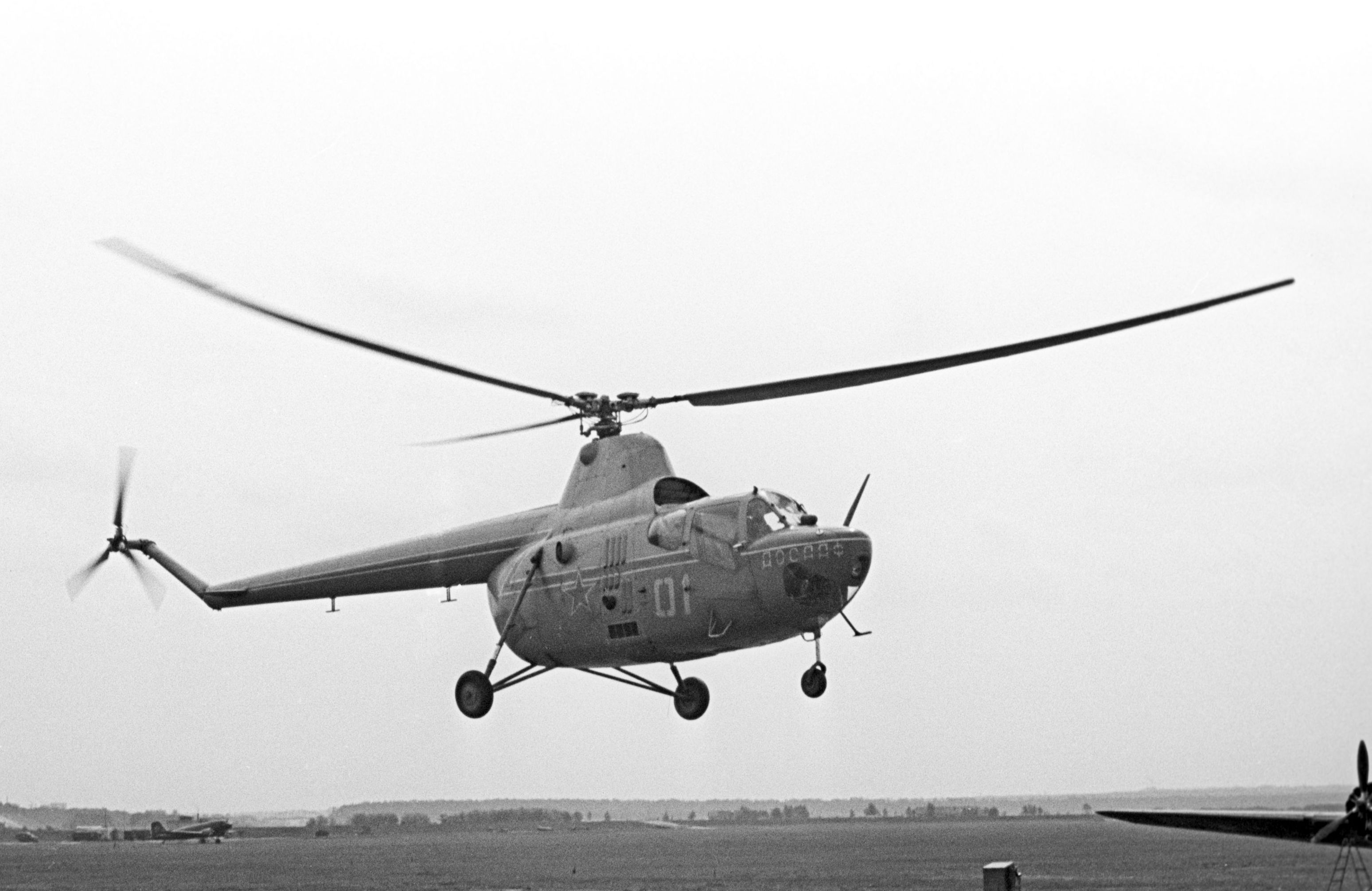 El Mi-1 estableció varios récords mundiales de velocidad, altitud y alcance.