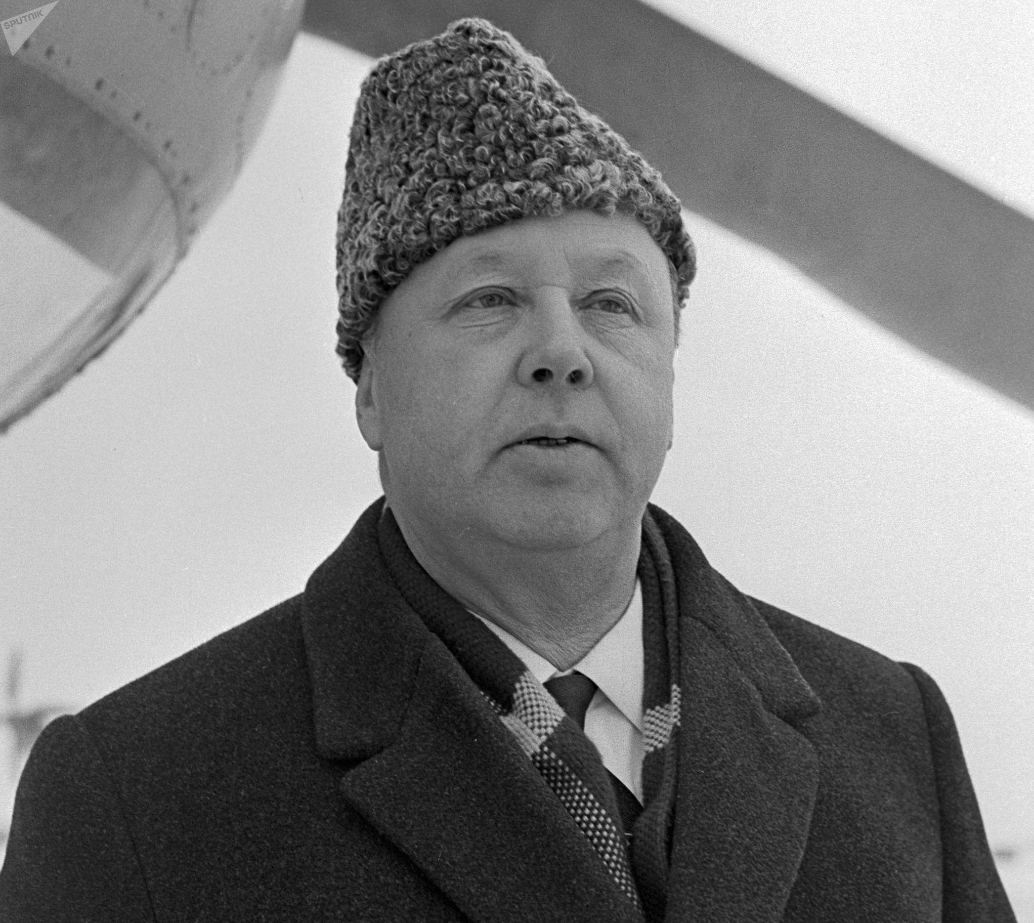 Mijaíl Mil, diseñador soviético de aeronaves