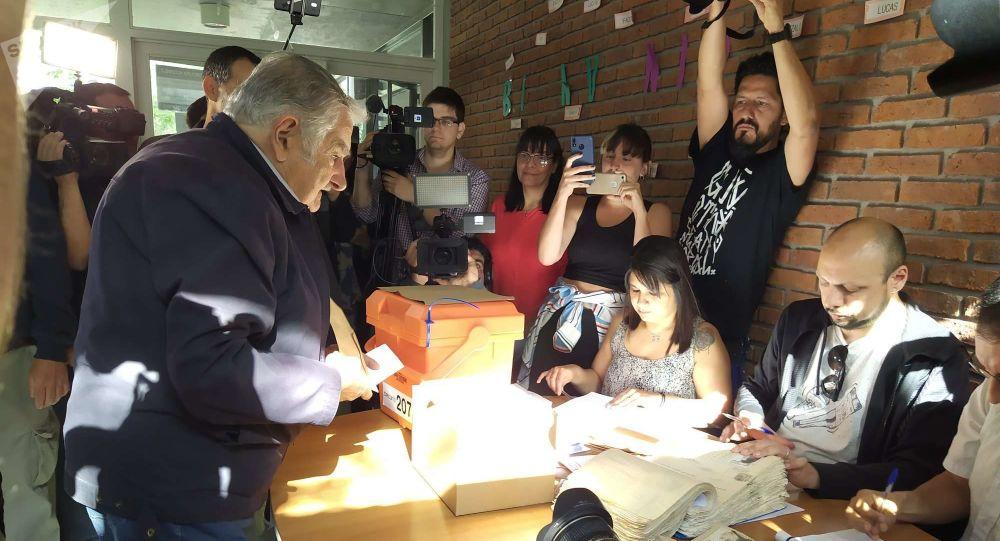 José Pepe Mujica, exmandatario uruguayo