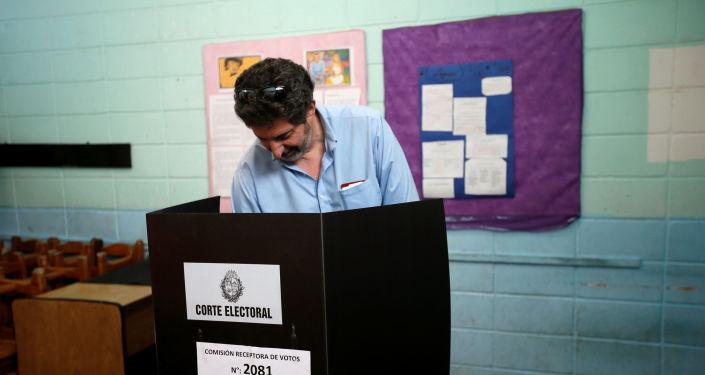Segunda vuelta de las elecciones presidenciales en Uruguay