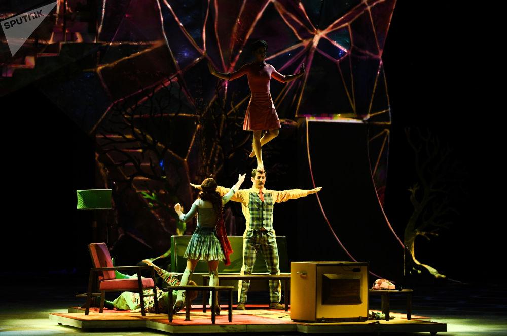 Show Crystal del Cirque du Soleil
