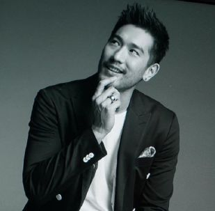 Godfrey Gao, actor y modelo taiwanés