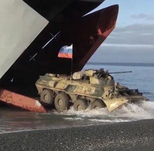 Día de la infantería de marina de Rusia: ¡La victoria está donde estamos nosotros!
