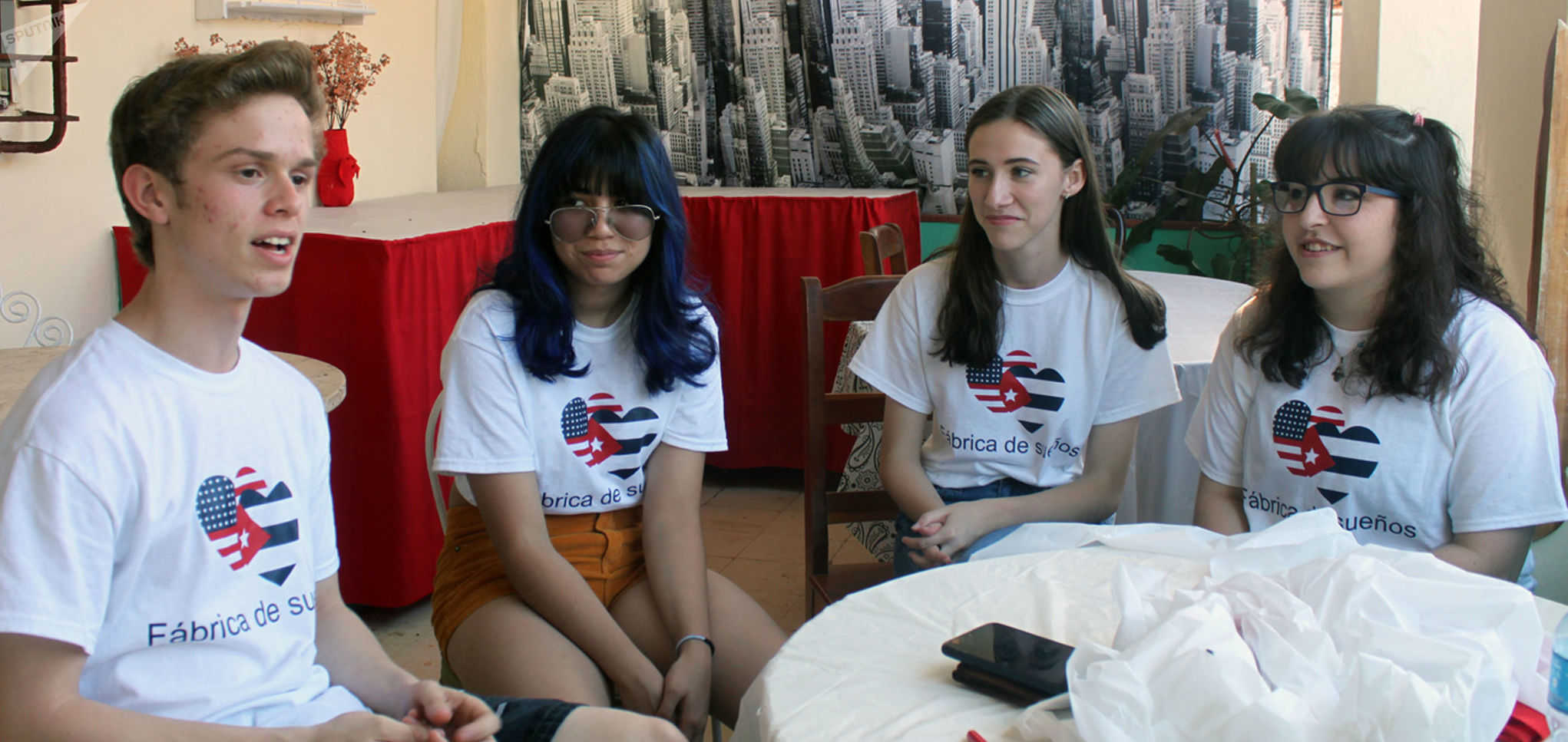 Estudiantes estadounidenses