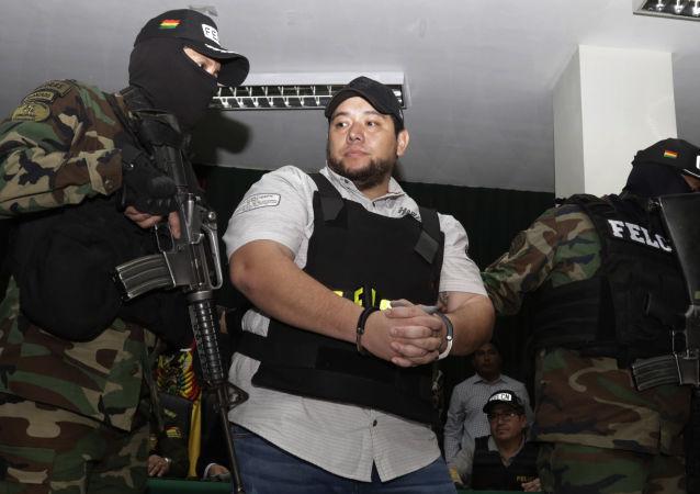 Pedro Montenegro Paz, narcotraficante
