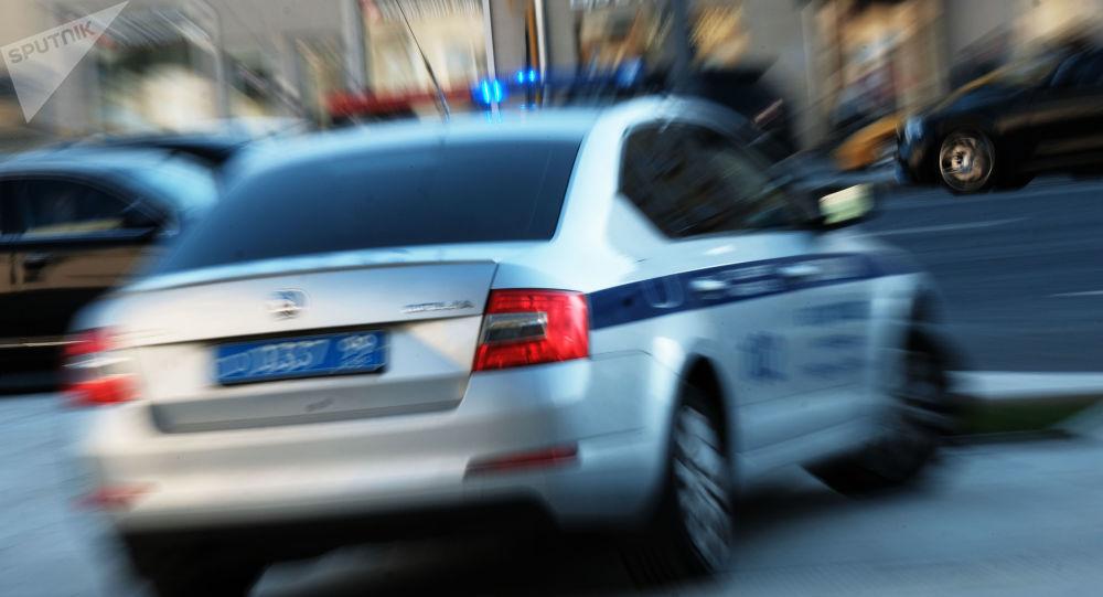 Policía de Rusia (Archivo)