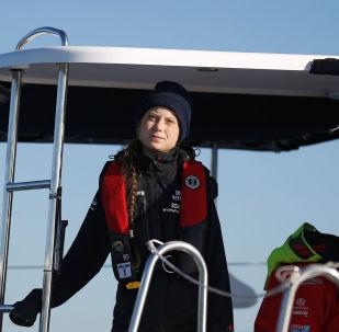 Greta Thunberg, la ecoactivista sueca
