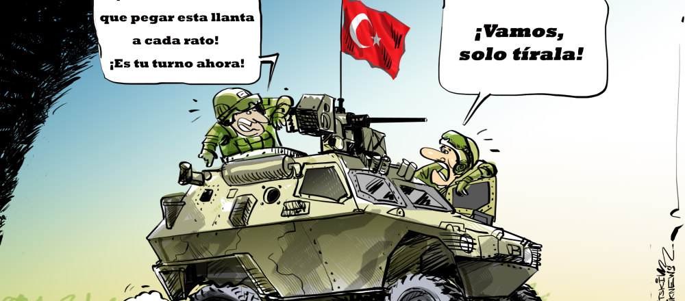 La OTAN ya no satisface a Turquía