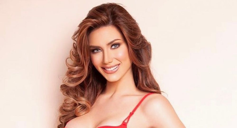 Mariana Varela, representante argentina a Miss Universo
