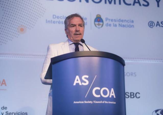Felipe Solá, diputado argentino
