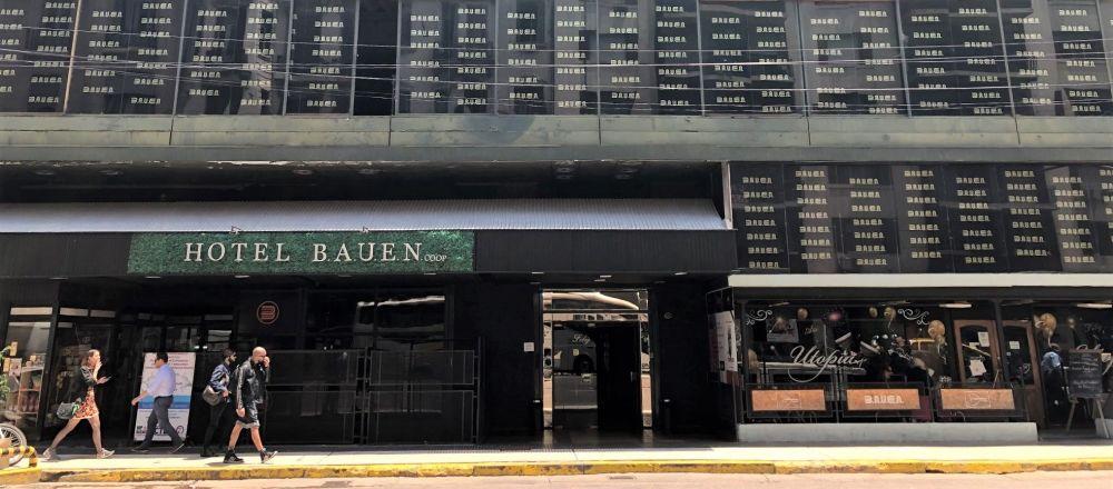 Hotel Bauen, la cooperativa emblema de la Argentina