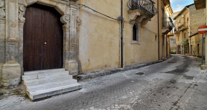 Casas a un euro en Bivona, Sicilia, esperan a quienes quieran vivir en Italia