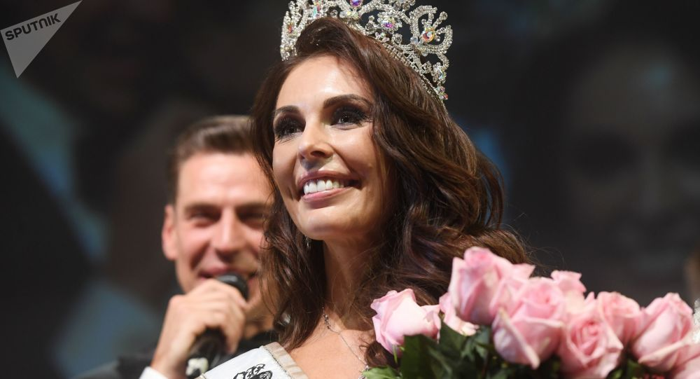 Ksenia Krivkó, la vencedora del certamén Mrs Globe 2020