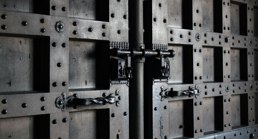 Una puerta (imagen referencial)