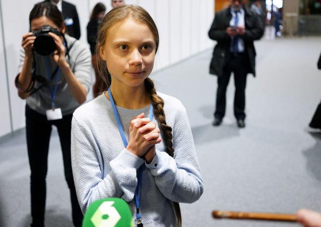 Greta Thunberg, la activista medioambiental sueca