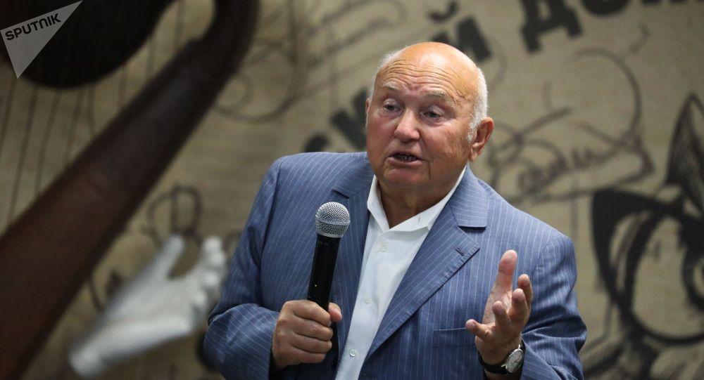 Yuri Luzhkov, exalcalde de Moscú