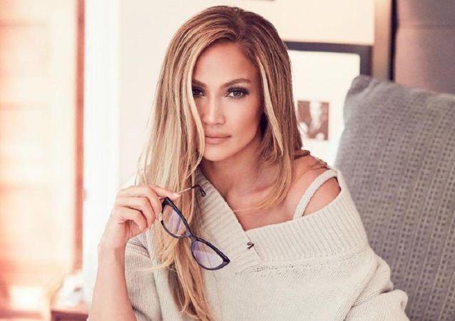 Jennifer Lopez, cantante y actriz estadounidense