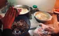 La cocina tradicional es la clave para el éxito de este restaurante clandestino escondido en mitad de Caracas