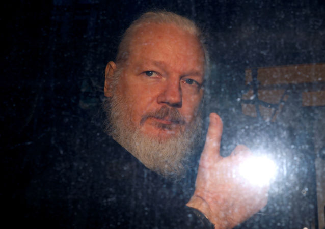 Julian Assange, fundador del portal de filtraciones WikiLeaks