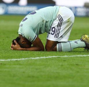 El jugador del Bayern, Kingsley Coman