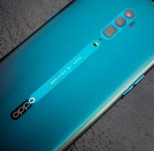 Un 'smartphone' OPPO