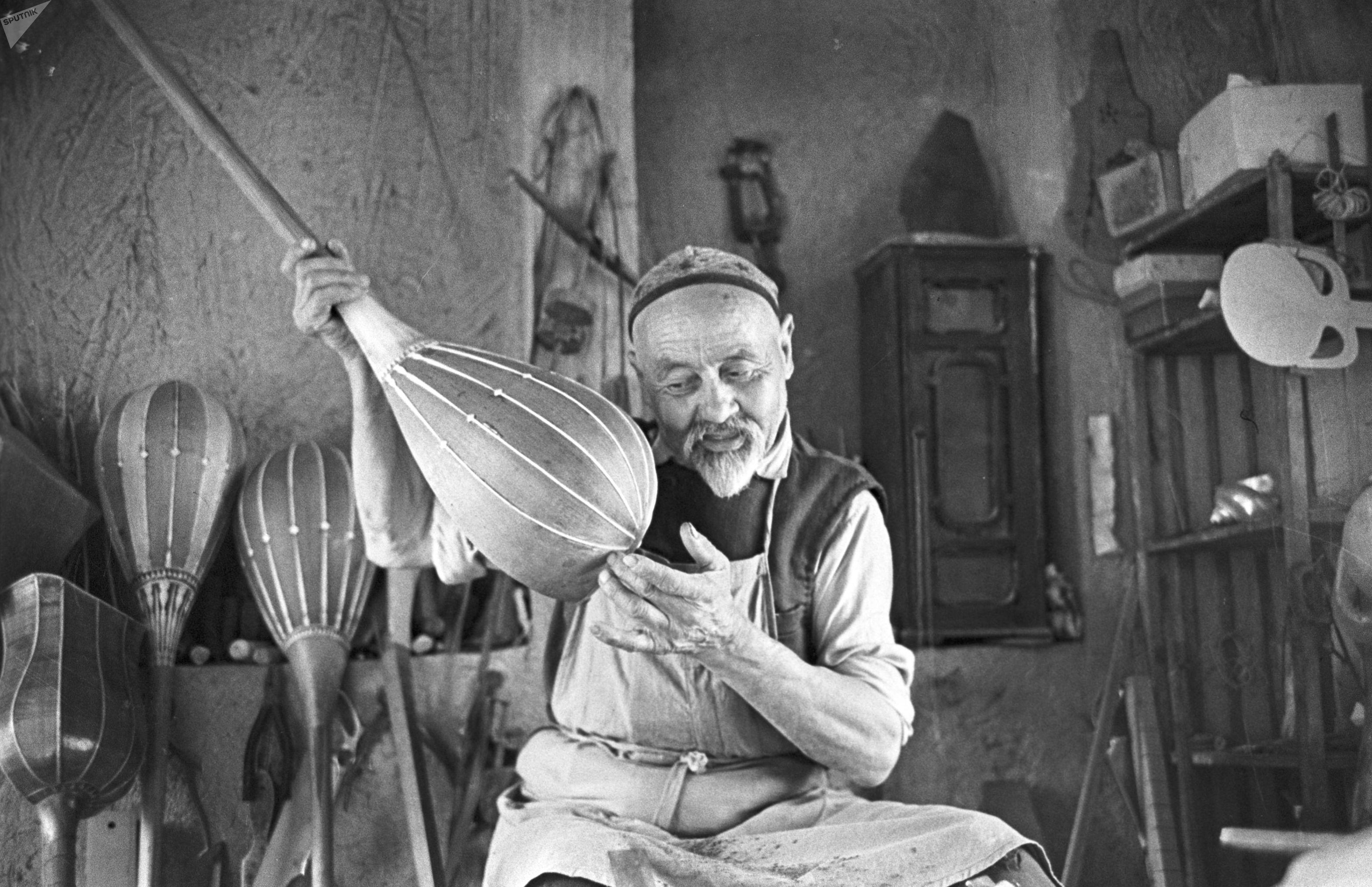 Un artesano de dotares
