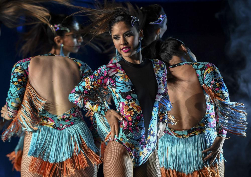 Miss Universo, patinaje artístico y política internacional en las mejores fotos de la semana