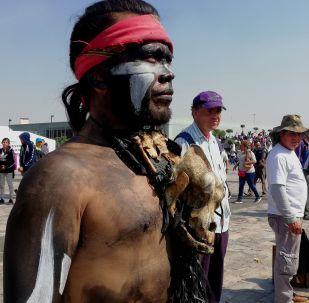 Peregrinos y danzantes: México celebra el día de la Virgen de Guadalupe