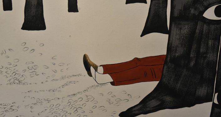 La muestra 'Levrero Hipnótico' recorre las distintas facetas creativas del escritor uruguayo Jorge Mario Varlotta Levrero