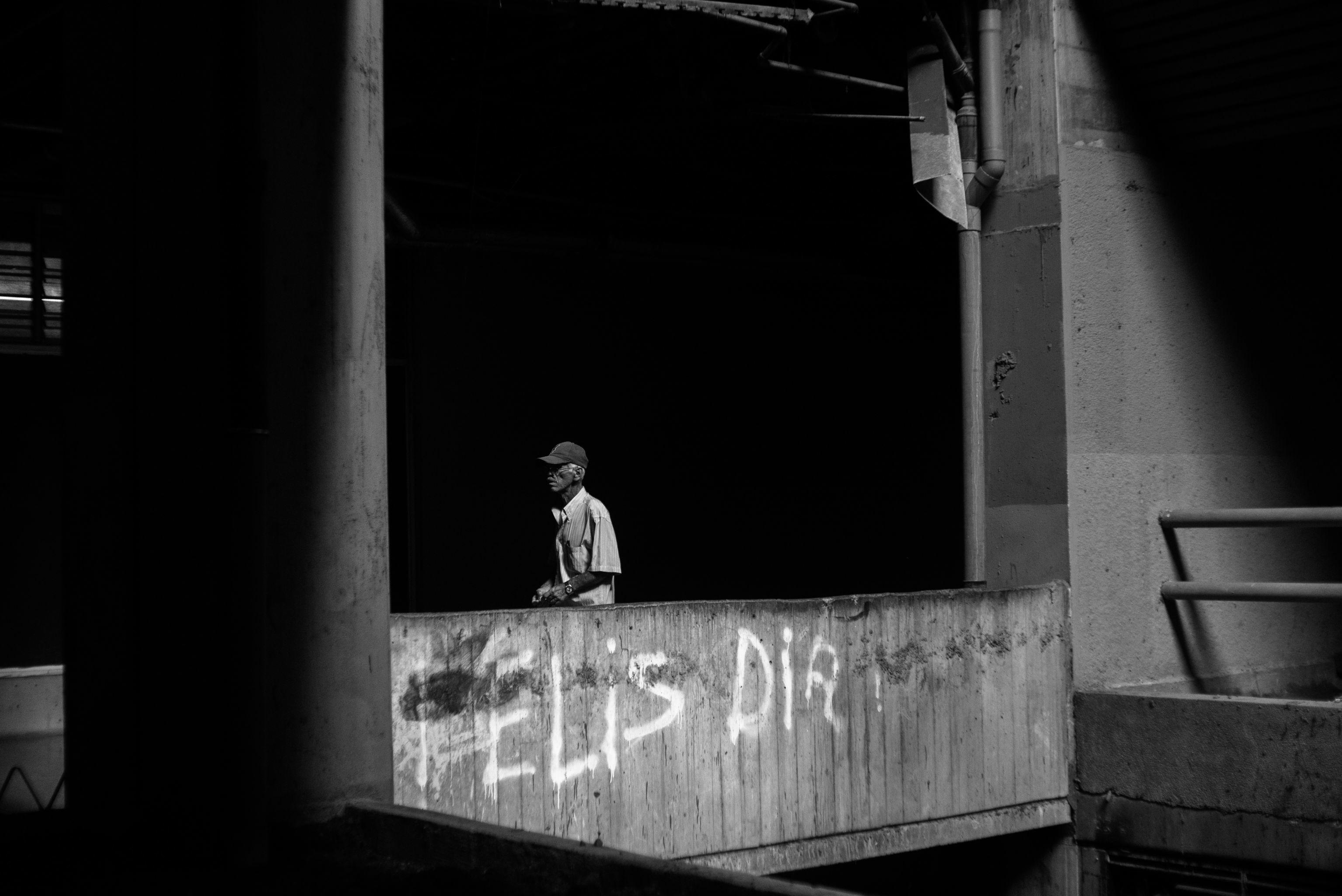 Fotografía de Caracas - tomada por Marcelo Volpe del colectivo Callejera Criolla (CACRI)