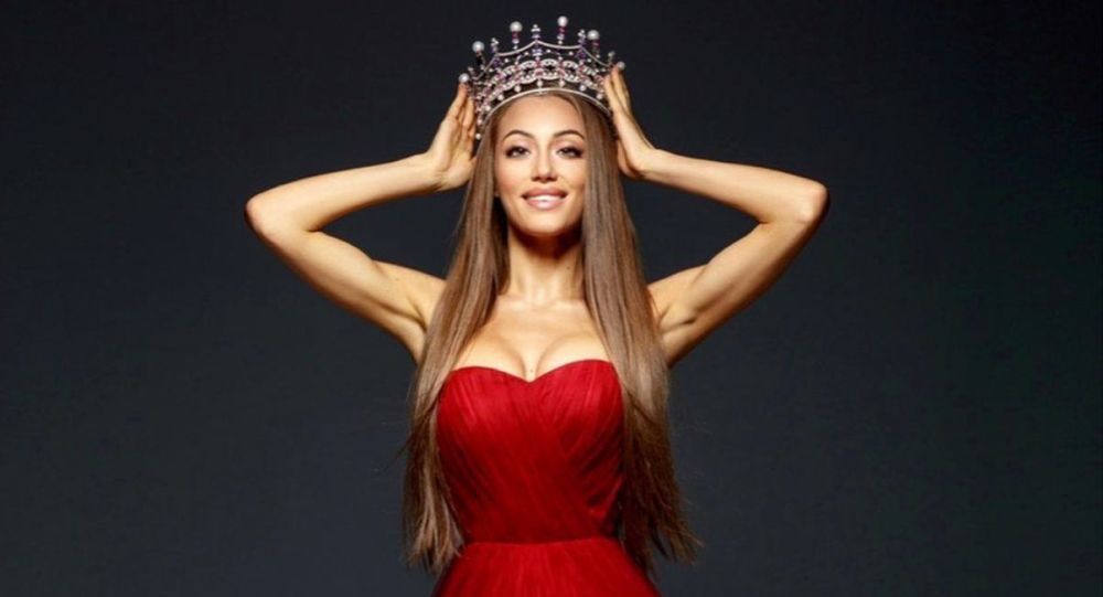 Marharyta Pasha, miss Mundo Ucrania 2019