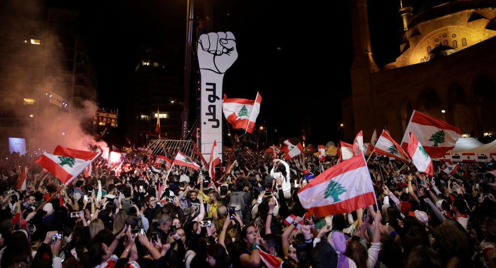 Nuevas manifestaciones en Líbano al día siguiente de violentos incidentes
