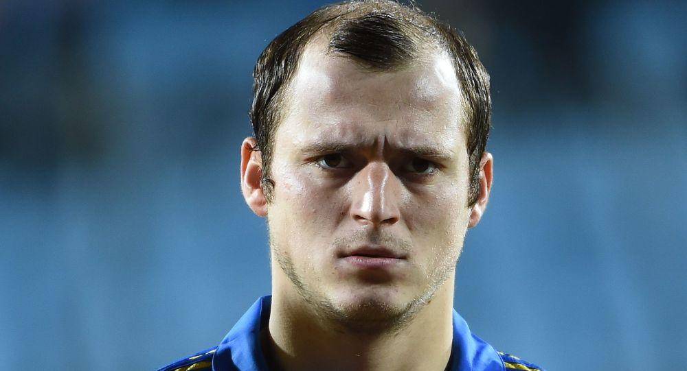 Roman Zozulya, futbolista ucraniano