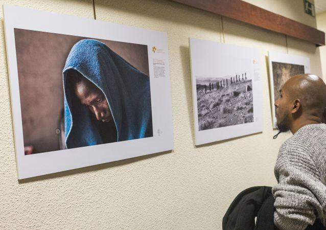 La exposición del concurso Andréi Stenin 2019 en Madrid
