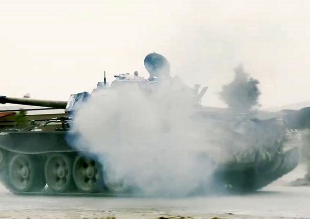 Batallas en Libia