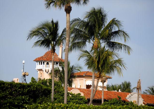 La residencia de Donald Trump en Mar-a-Lago