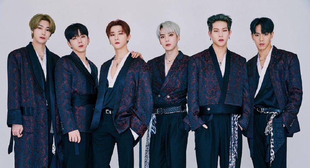 Monsta X, grupo musical surcoreano