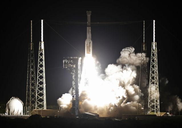 El lanzamiento de la nave no tripulada Starliner