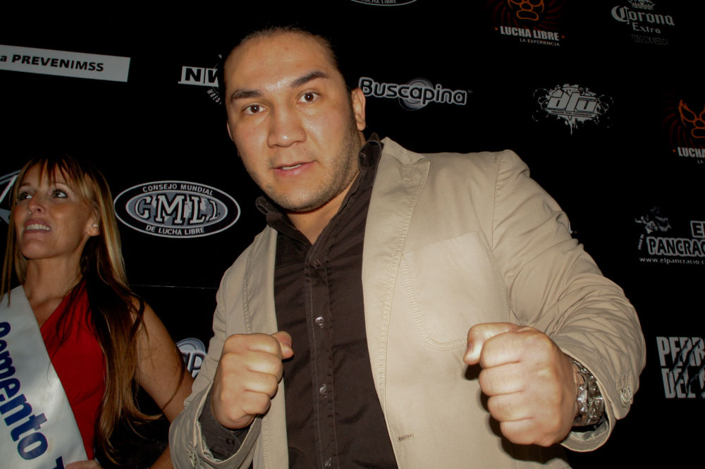 Pedro Aguayo Damián, luchador mexicano