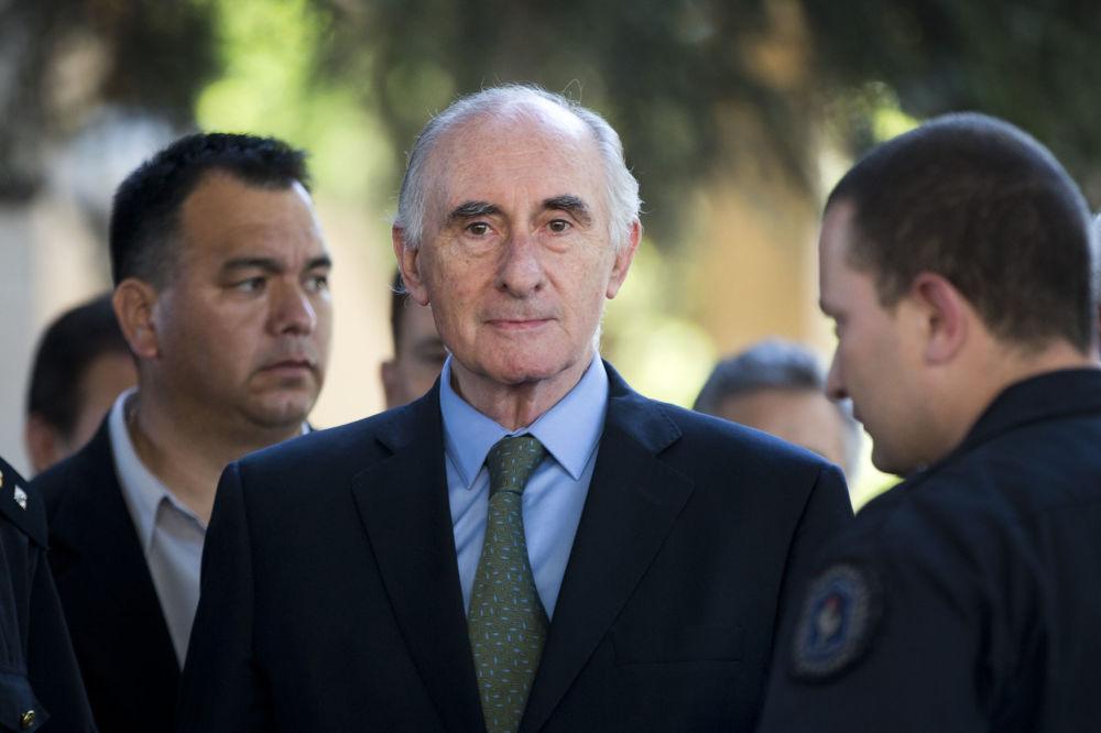 Fernando de la Rúa, abogado, profesor y presidente argentino