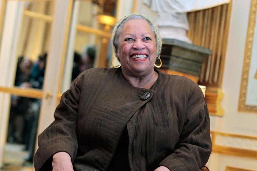 Toni Morrison, escritora estadounidense